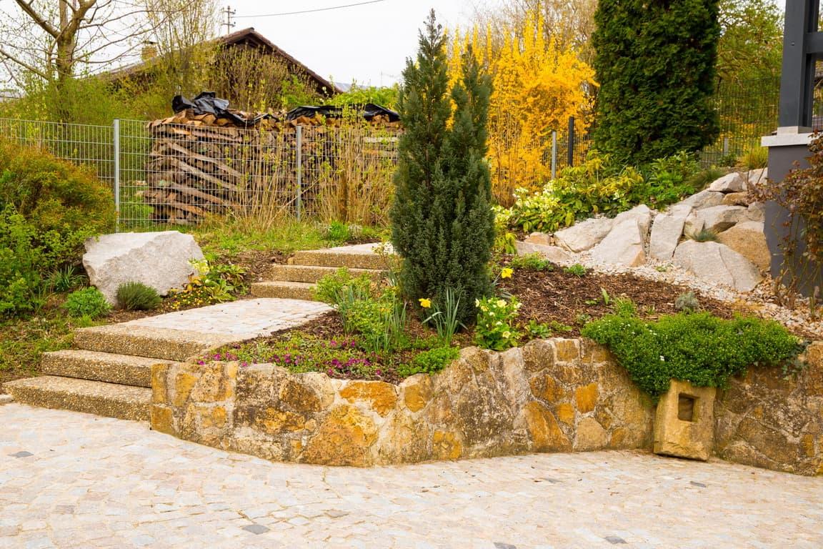 Stein- und Mauerarbeiten