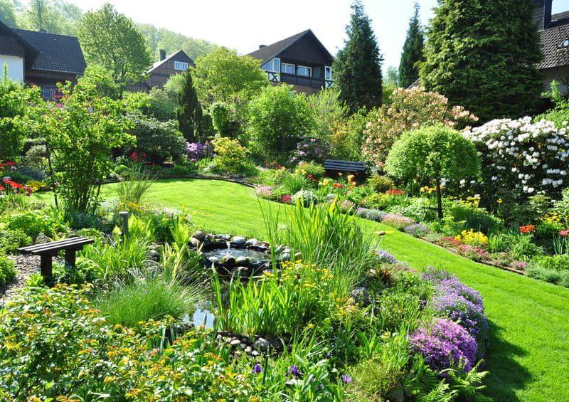 Pflege Gartenanlage